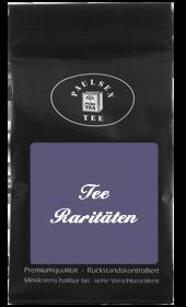 Tee-Raritäten